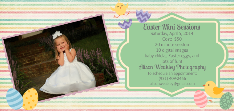 Easter mini sessions (2)